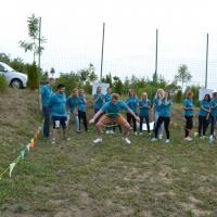 Teambuilding olimpiada