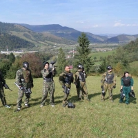 Activitati teambuilding Paintball