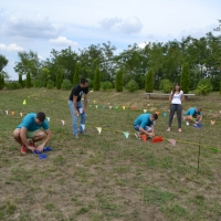Teambuilding proba constructie