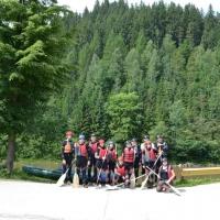 Rafting Bistrita